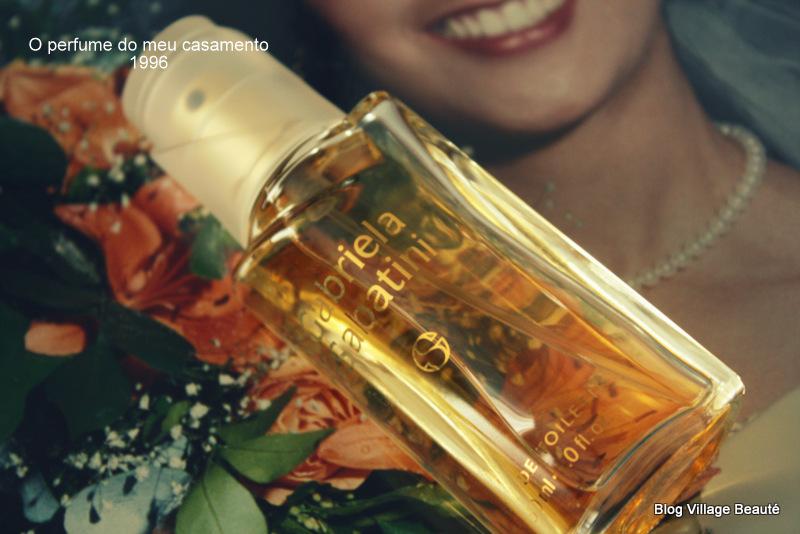 Village Beauté o meu primeiro perfume importado