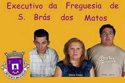 EXECUTIVO DA FREGUESIA DE SÃO BRÁS DOS MATOS - MANDATO 2009/ 2013