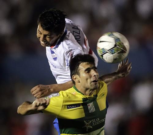 Oriente Petrolero - Danny Bejarano - Copa Libertadores 2014 - DaleOoo.com página del Club Oriente Petrolero