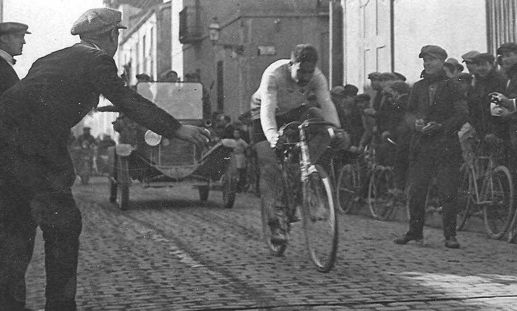 """Camilo Formosa a la """"Volta"""" de 1929"""