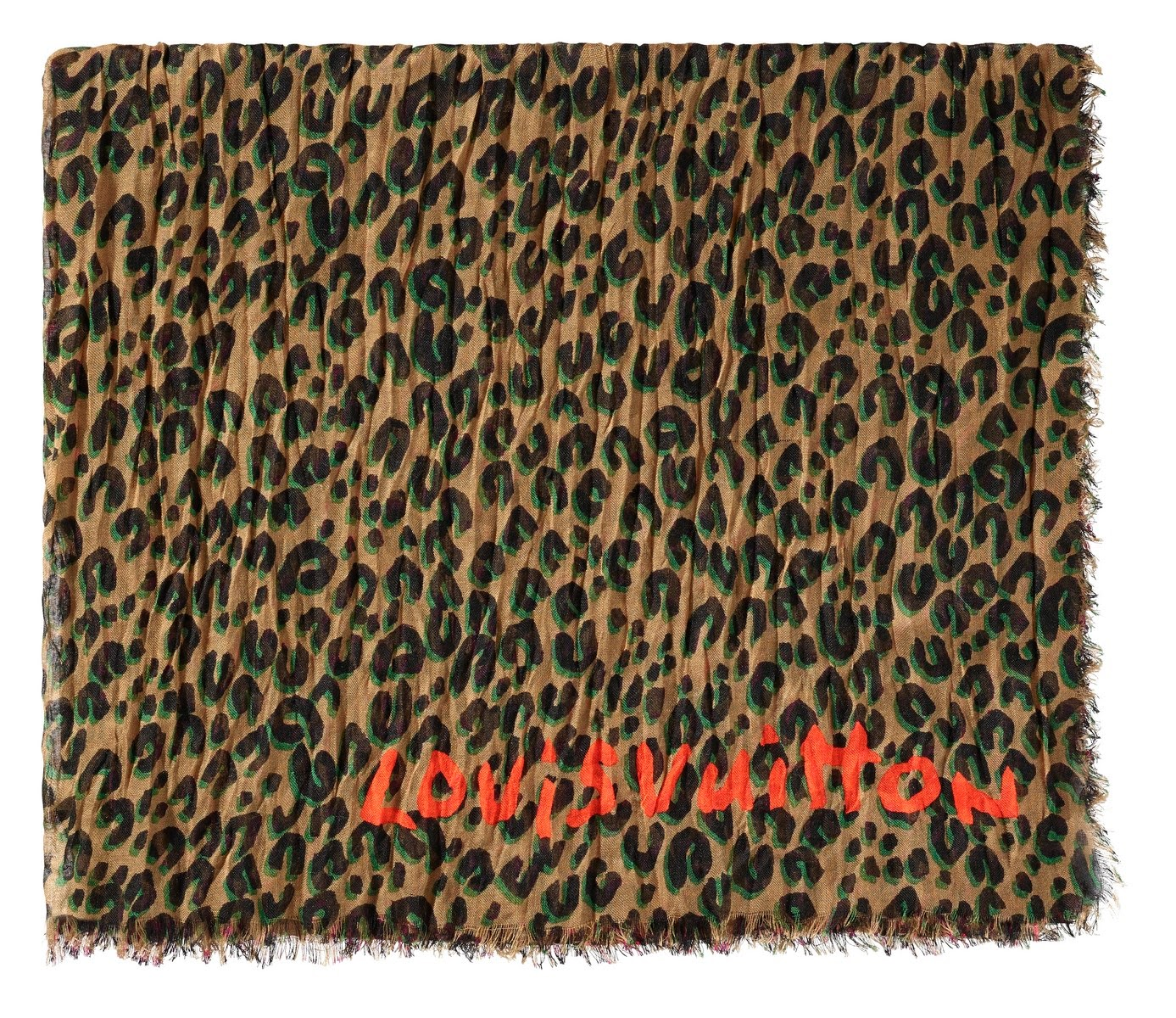 Louis-Vuitton, LV, foulards-d-artistes,  Damien-Blottière, Langley-Fox-Hemingway, andre-saraiva, monsieur-a, kenny-scharf, inti, Stephen-Sprouse, street-art, artistes-urbains, culture-pop, monogram, spring-summer, printemps-ete, du-dessin-aux-podiums, foulards, carré-imprimé, chale, louis-vuitton-recrutement, foulard-en-soie, foulard-homme, louis-vuitton-scarf, echarpe-femme, louis-vuitton-monogram, foulard-rouge, foulard-soie, echarpes, echarpes-hommes, louis-vuitton-graffiti-bag