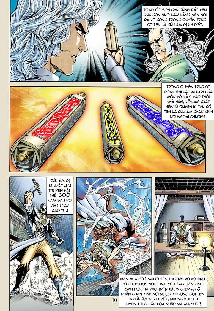 Tân Tác Long Hổ Môn chap 175 - Trang 10