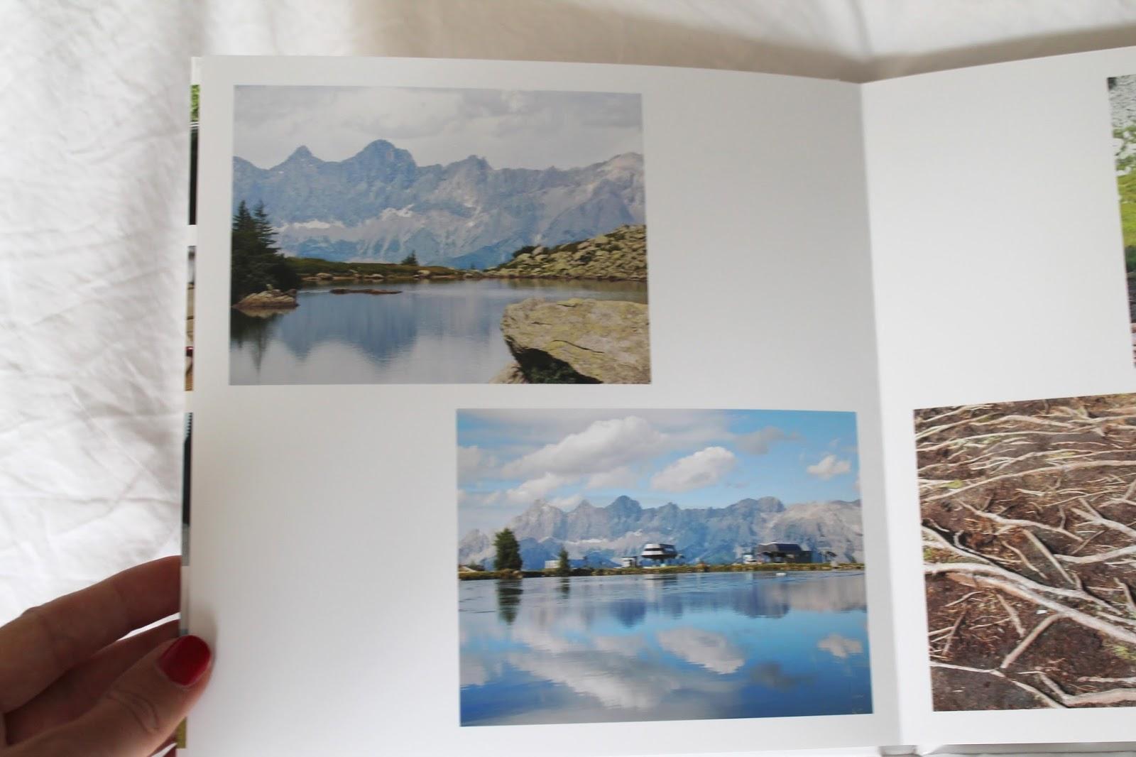 Fotobuch Urlaubserinnerung Innenseiten
