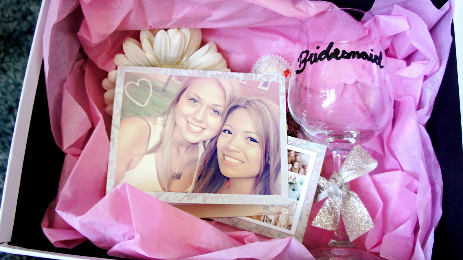 BelindaSelene: Will You Be My Bridesmaid? DIY Gift Box