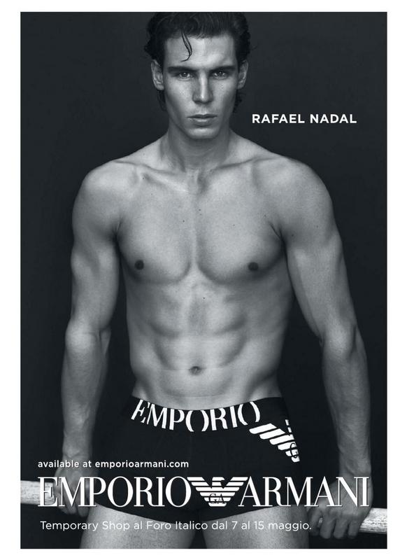 Gitwiddit Rafael Nadal For Armani
