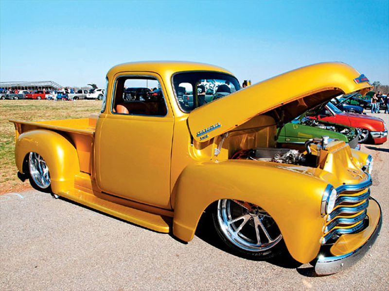 1953 Chevy Truck Parts Contest For Sale