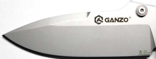Ganzo G704 - View Of Blade 2