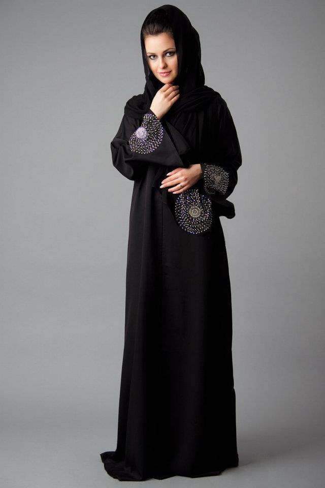 Abaya Designs 2014
