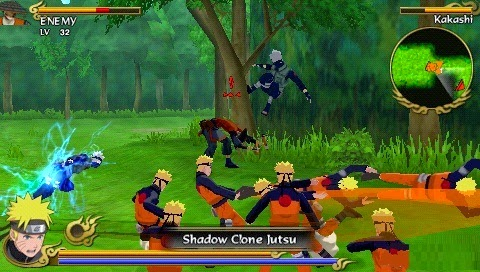 Download Game Naruto Shippuden Legends Akatsuki for PPSSPP