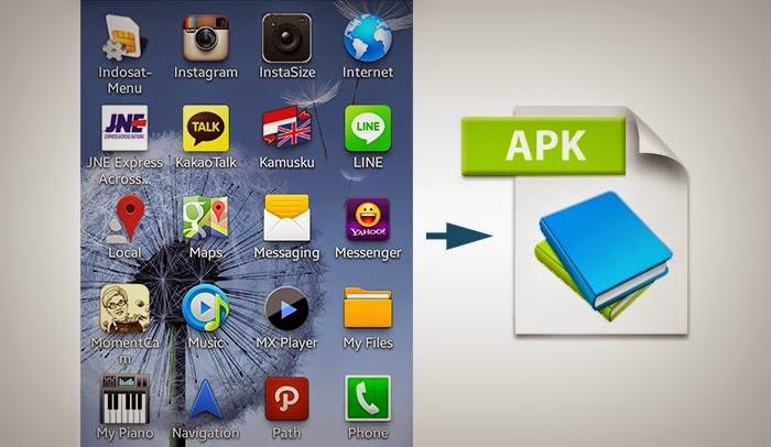 Aplikasi Android Menjadi File APK