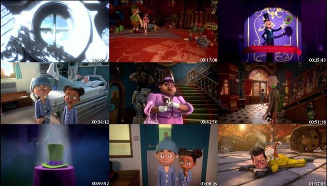 La Casa Mágica DVDRip Latino