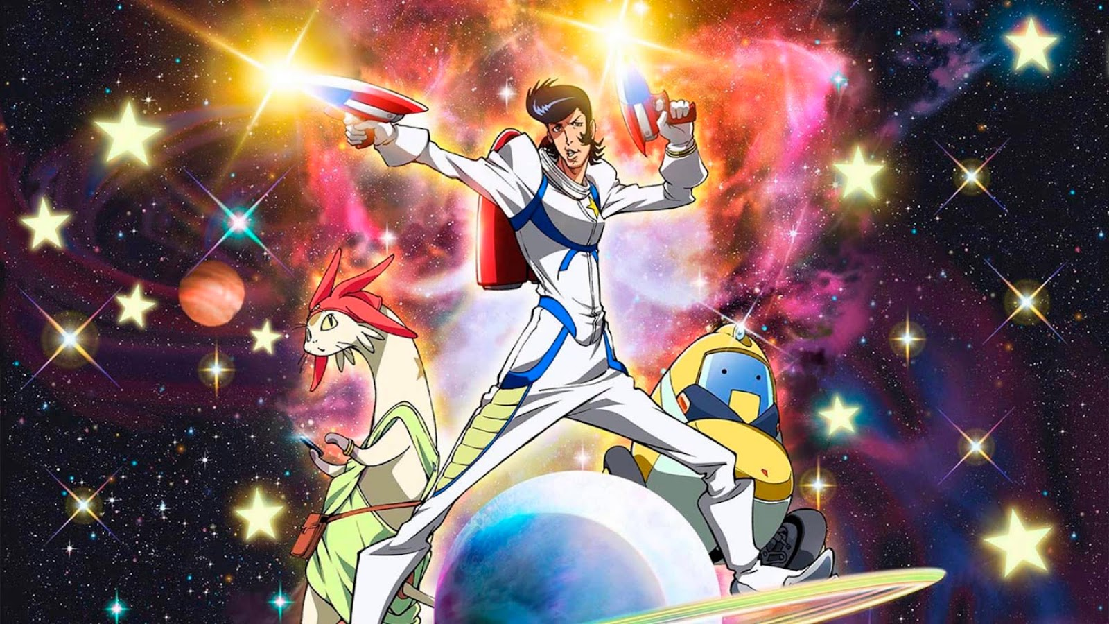 Space Dandy Wallpaper space dandy wallpaper HD jpg