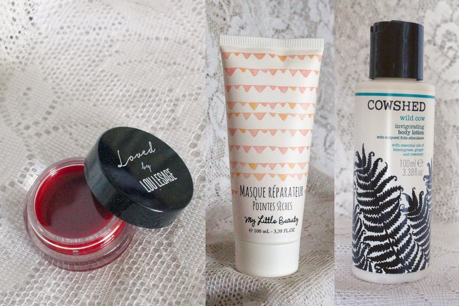 mylittlebox uk april, cowshed body lotion
