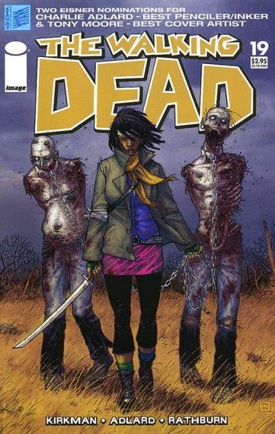 Michonne Walking Dead TOP 10 melhores heroínas da ficção (8 de Março: Dia das Mulheres)