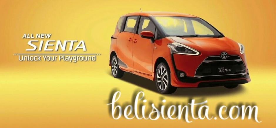 Beli Sienta | All New Toyota Sienta 2016 | Harga Terbaru Toyota Sienta