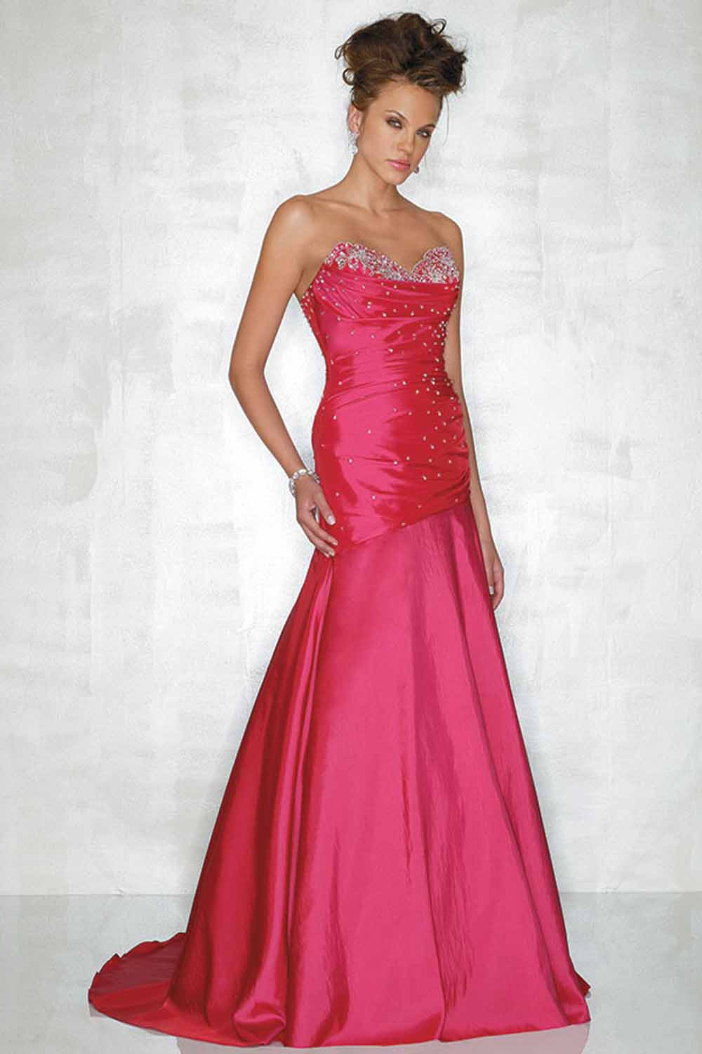 Prom Hairstyles: Design Your Own Prom Dress Ideas