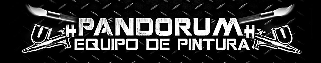 PANDORUM EQUIPO DE PINTURA