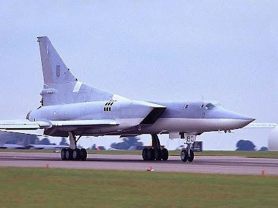 Tu-22M3E Aircraft