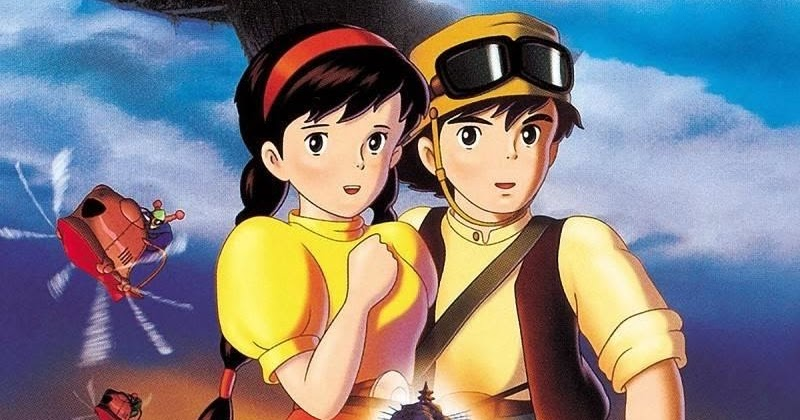 watch castle in the sky  1986  online for free full movie