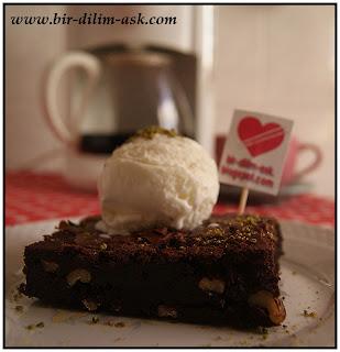 Browni kek yapılışı