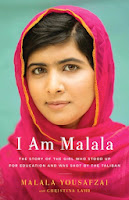 Cover of I Am Malala by Malala Yousafzai and Christina Lamb