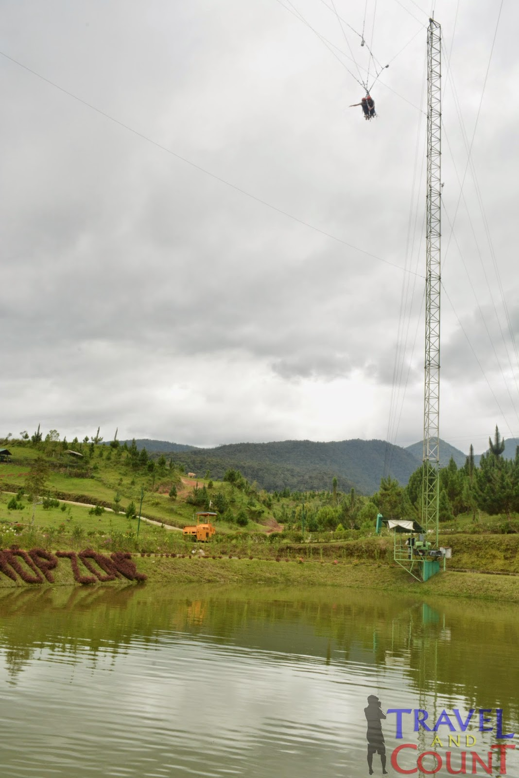 Dahilayan Park Bukidnon Dropzone