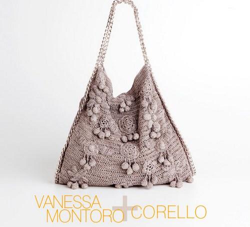 Vanessa Crochet De Y Bolso En Más MontoroRuthy OZiXkuTP