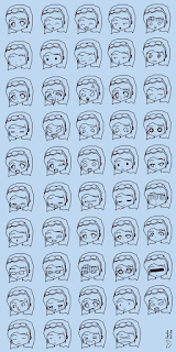 Expression Faces