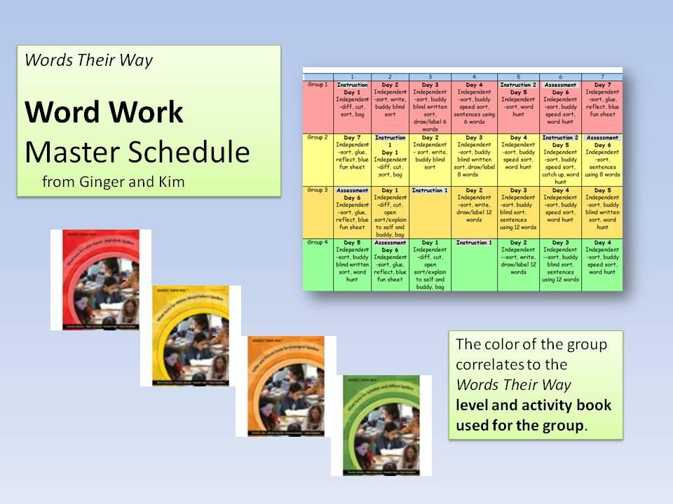 words their way activities pdf
