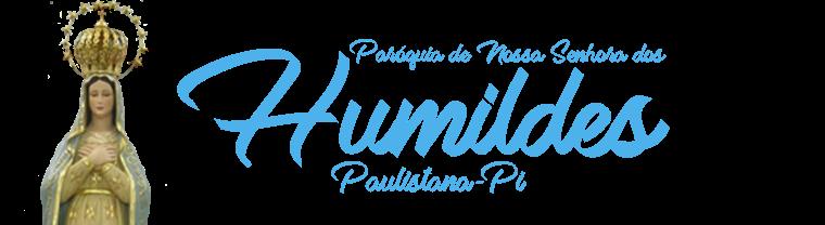 Paróquia Nossa Senhora dos Humildes - Paulistana (PI)