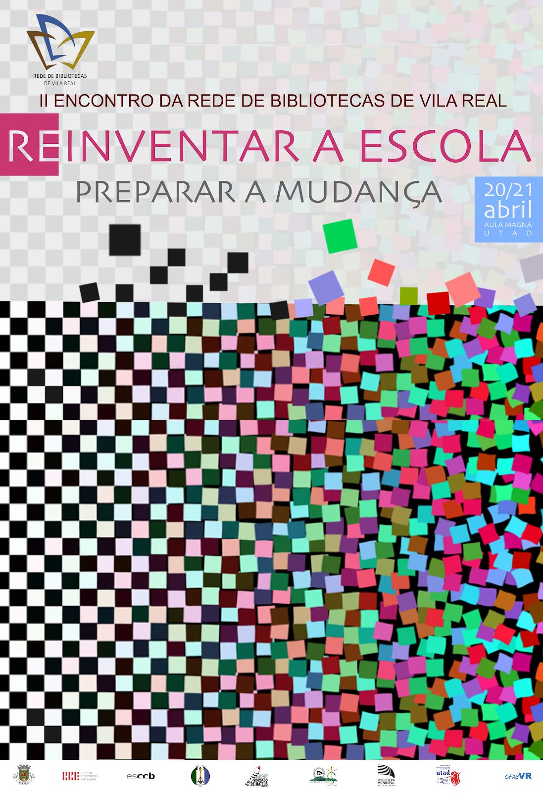 II Encontro da Rede de Bibliotecas de Vila Real
