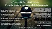 """Presentación """"La Canica Comunidad de Intercambio y Moneda Social"""" en Segovia"""