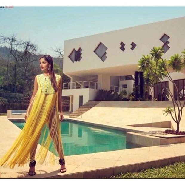 Ileana at Hello! Magazine 2015 Summer Goddess Swimsuit and Bikini Photos
