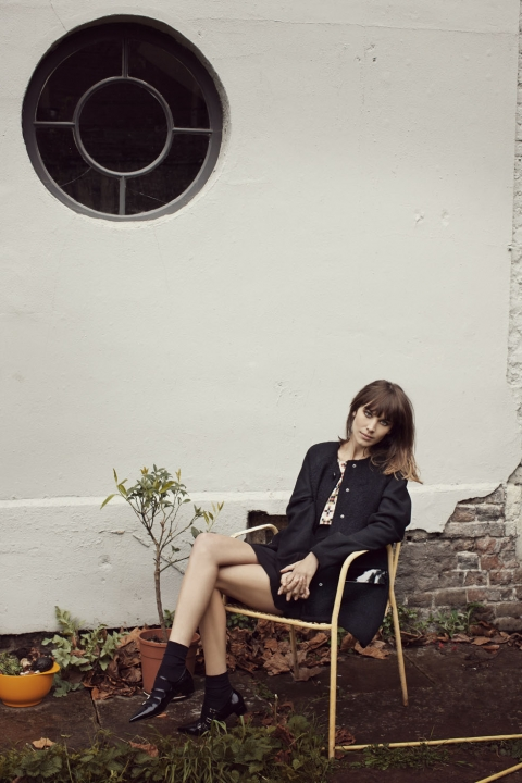 love clothing  vero moda back to the 60 u0026 39 s with alexa chung