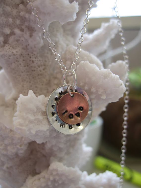 Personalized Stamped Jewelry