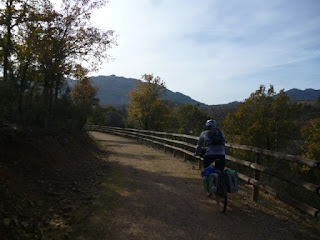 Pista del Camino Natural