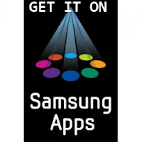 Get it on Samsung Apps