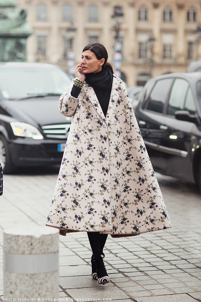 Style icon: Giovanna Battaglia | Macara ByMartuka