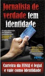 Carteira Nacional de Jornalista