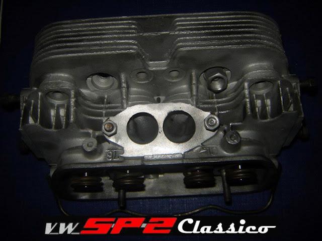 Restauração motor do Volkswagen SP2_8