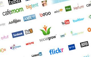 Blogger Seo - Sosyal Paylaşım Siteleri
