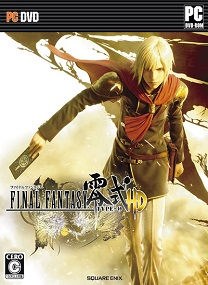 FINAL FANTASY TYPE 0 HD-CODEX TERBARU cover