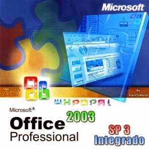 Download Microsoft Office Professional 2003 Enterprise Edition PT-BR + Serial