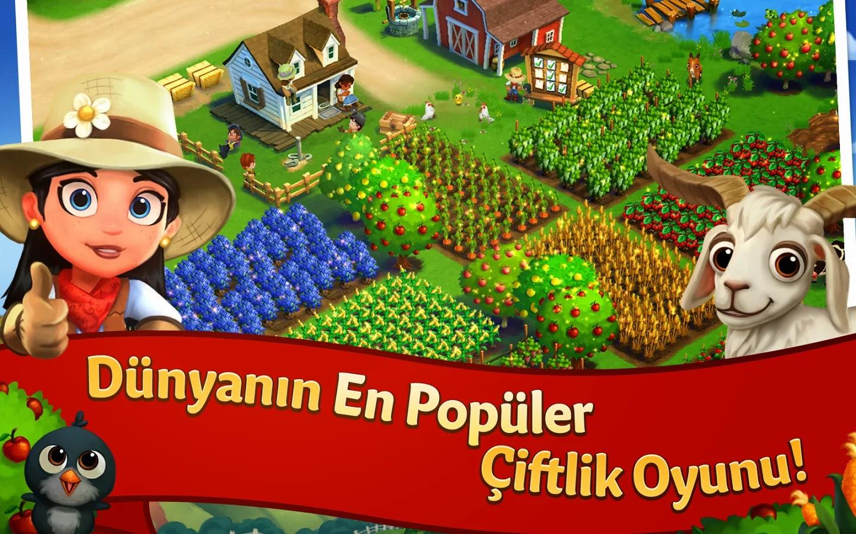 Android FarmVille 2 Apk Oyun resimi