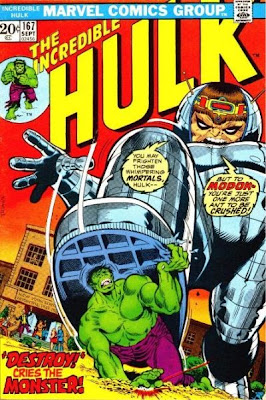 Incredible Hulk #167, Modok