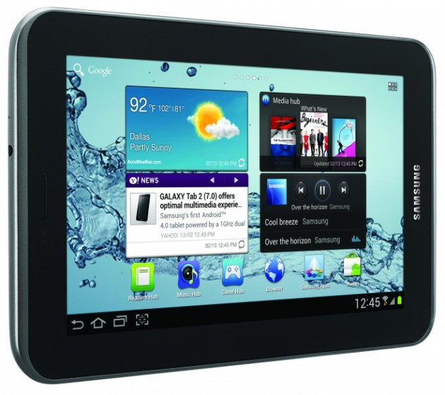 galaxy tab 7.0