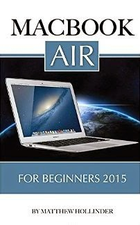 MacBook Air: For Beginners 2015