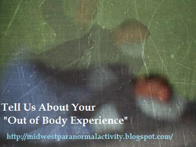 Send us your Out of Body Experience