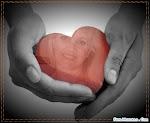Senhor!!! A ti entrego o meu coração!!!