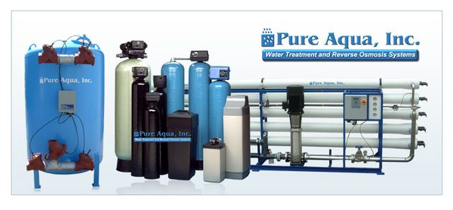 Automatic Water Filtration Systems from Pure Aqua Inc.
